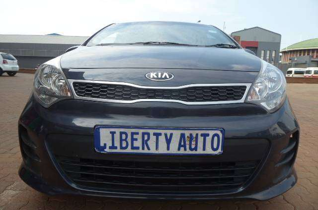 2016 #Kia #Rio 1.2 #Hatch 80,000km Manual, Cloth Seats LIBERTY AUTO 0