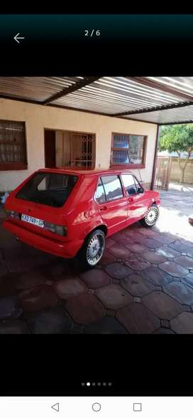 Golf 1 automatic for sale