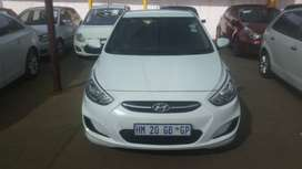 2016 Hyundai Accent 1.6 Sedan for sale