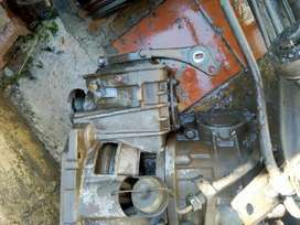 Stripping jetta 2 automatic