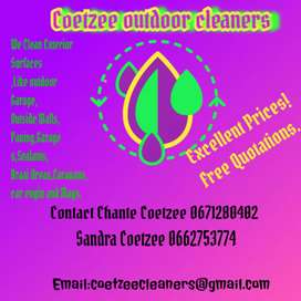 Outdoor Cleaning at Good Prices