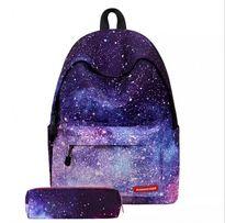 Школьный рюкзак Космос Новинка Галактика Пенал в Подарок