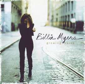 Billie Myers - Growing, Pains (CD)