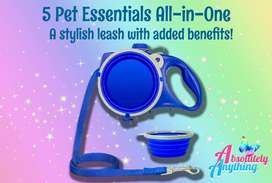 5 Pet Essentials All-in-One