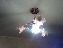 Люстра на 4 лампочки
