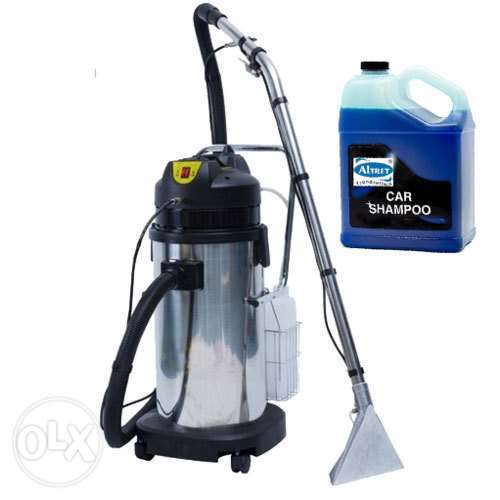 Shampoo /Car upholstry Vacuum cleaners 40 Liters 0