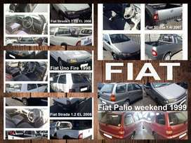 CK Auto Spares  Fiat stripping for spares.