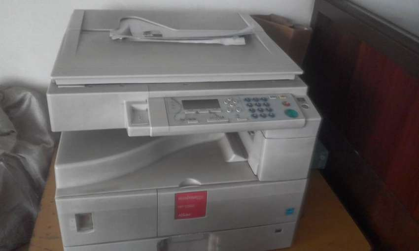 Photocopy machine 0