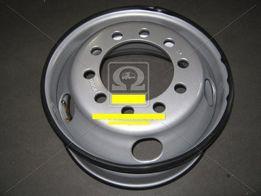 Диск колесный R17,5х6,75 10х225 ET 132 DIA176 (пр-во ДК Украина)