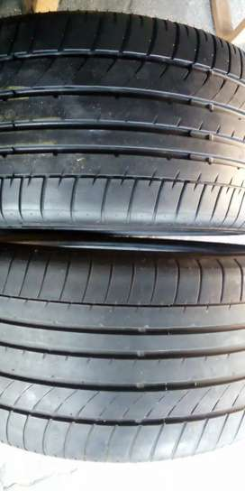 Pair of 265/30/19 Achilles tyres for sell
