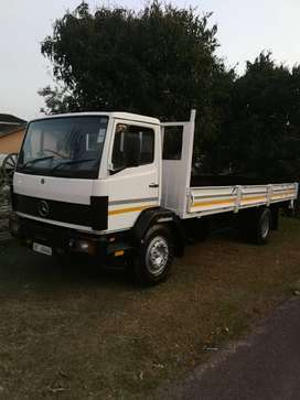 1991 Mercedes-Benz Econoliner 1417 8 ton with dropside body