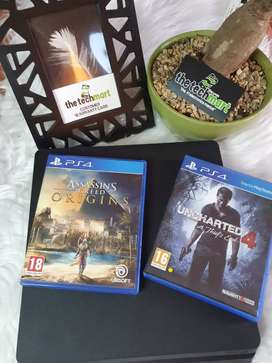 PS4 Slim 2 Game Combo Deal