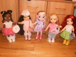 nowe ubranka dla lalki 42 cm pasują disney animator zimowe