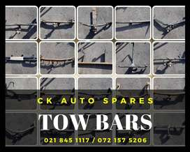 Tow bars for sale for most vehicles make and models.