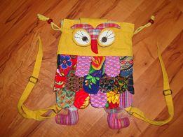 Рюкзак от 2 до 5 лет (текстиль)