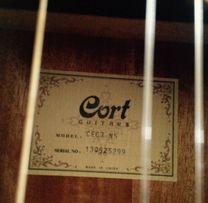 Гитара Cort Cec 3 NS