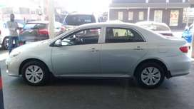 2014 Toyota Corolla Quest 1.6 Engine Capacity with Manuel Transmission