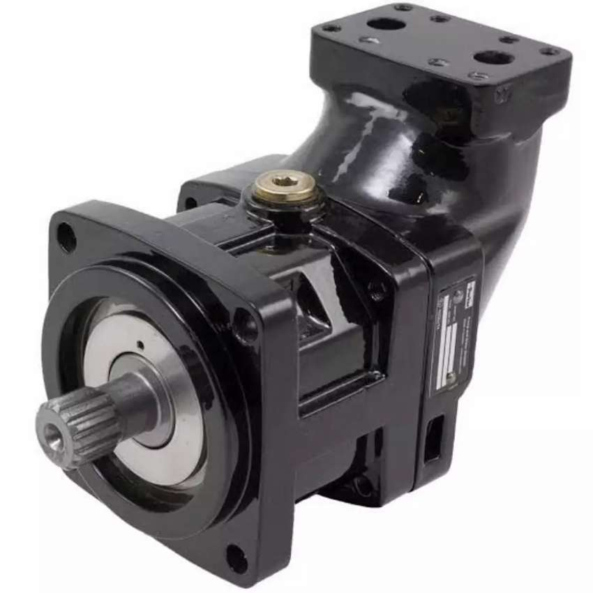 Hydraulic pumps reliable and services.
