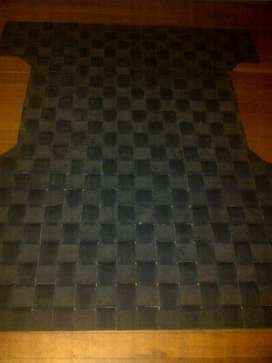 Heavy Duty Woven Rubber  horsebox and Game Mats