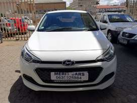 HYUNDAI I20 GRAND MOTION 1.2 WITH SERVICE BOOK