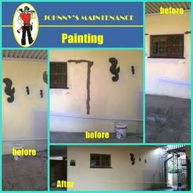 Carpentry done by Johnnys Maintenance