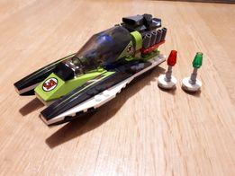 Klocki Lego City motorówka
