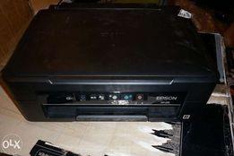 Urządzenie Wielofunkcyjne Drukarka Epson XP215, WiFi Czarna, Jak Nowa