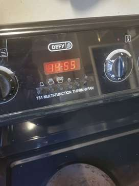 Defy oven 731 multi function thermo fan