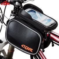 """Велосумка на раму CBR сьемный верх телефон 6.2"""" вело сумка велосипед"""