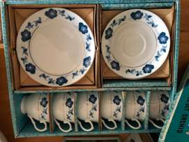 Tea set 18 pc