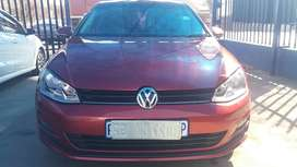 Vw Golf 7 2.0 Highline Bluemotion DSG
