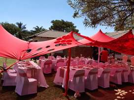 Stretch Tents( Party on a Budget)