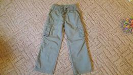 Штаны Lupilu 100% коттон-104 см.