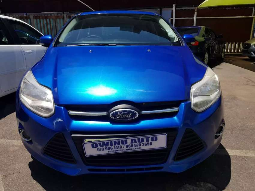 Used 2014 Ford Focus 1.6i Ambiente