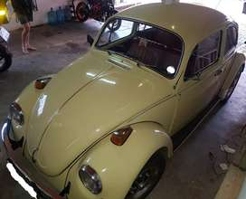 VW Beetle 1974 classic low mileage original condition well preserved