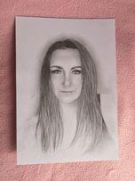 Портрет карандашом от 120 грн