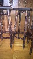 taborety wysokie, stołki barowe