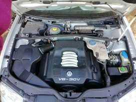 Vw passat 2.8 v6 4 motion for sale for parts or can be fixed