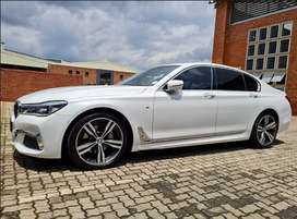 Bullet Proof BMW 730d M Sport