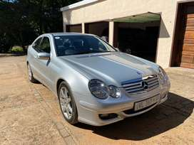 2007 Merc C230 immaculate condition