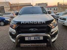 2017 Ford Ranger 2.2 DTCI 6speed D/C