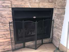 Built in Fire Place