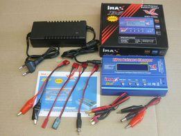 iMAX B6 80W с блоком питания 12В 6А универсальное зарядное устройство