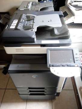 Olivetti Colour MF280 Copy/Print/Scan