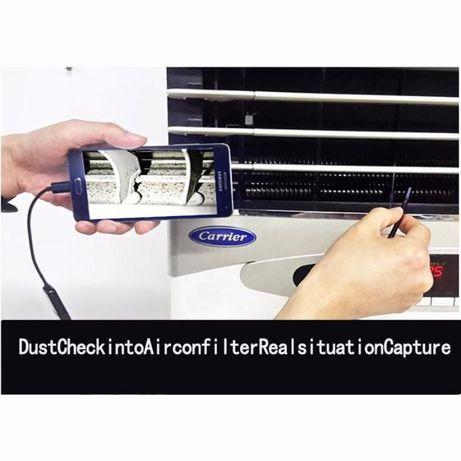 Эндоскоп бороскоп USB web камера (АНДРОИД OTG) глазок наблюдения 2м Кривой Рог - изображение 1