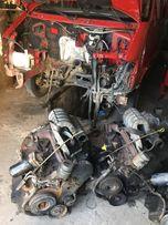 Мотор двигатель сцепление т4 vw t4 2.4d