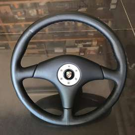 Porsche and Momo steering wheels for sale