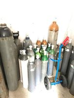 Gazy techniczne Podhale wymiana sprzedaż CO2 Argon, Azot, Hel, Krio