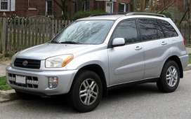 Wanted: compact SUV