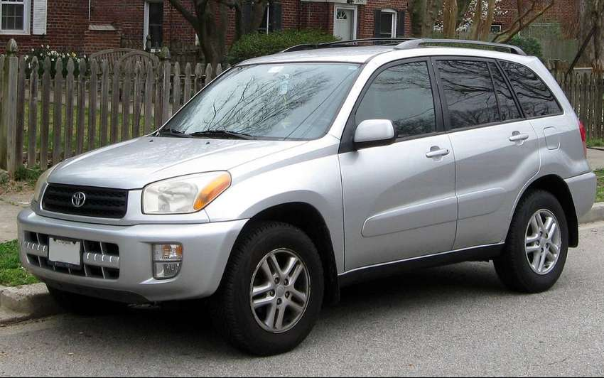 Wanted: compact SUV 0
